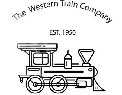 Logo: Western Train Company