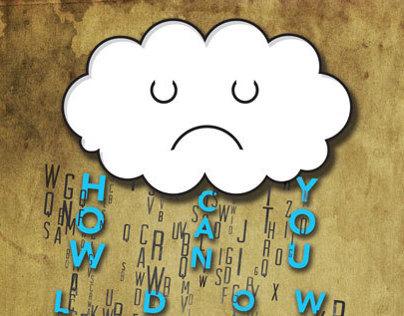 Make It Rain-Poster Design