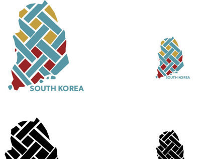 South Korea logos