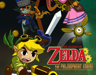 The Legend of Zelda: The Philosophers' Engine