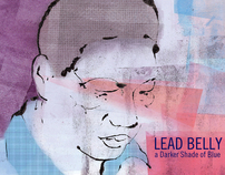 Lead Belly CD Cover