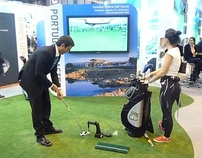 Turismo de Portugal - Golf Simulator
