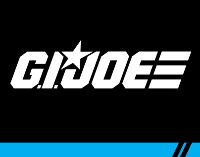 G.I.JOE Branding and Packaging