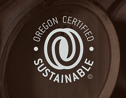 Oregon Certified Sustainable Logo