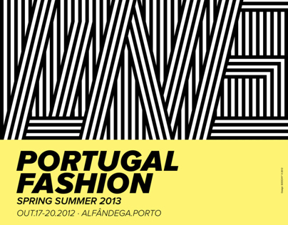 PORTUGAL FASHION#31 TIMELINE