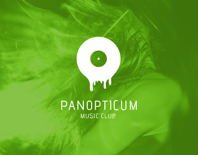 PANOPTICUM - music club branding