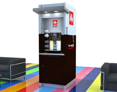 Coffee Counters & Self Serve PODS