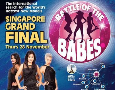 World Battle of the Babes Singapore