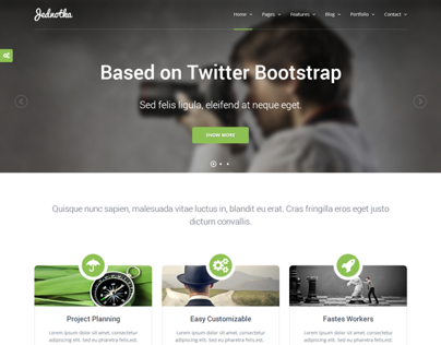 Jednotka Multi - Purpose WordPress