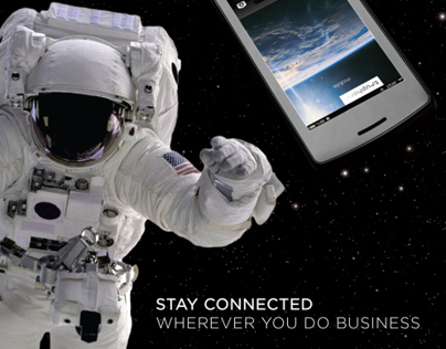 truphone Stay Connected Ad Campaign