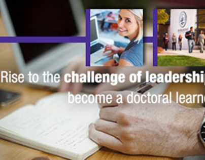 Doctoral College Email Promotion
