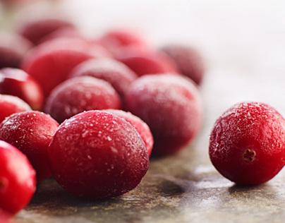 Get on a cranberry kick today !