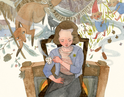 Roald Dahl's Mother