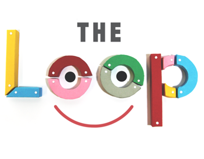 THE LOOP MAGAZINE Stop motion