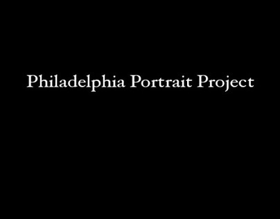 Philadelphia Portrait Project-Movie