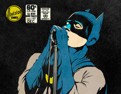 Post-Punk Dark Knight: Shadowplay by Butcher Billy
