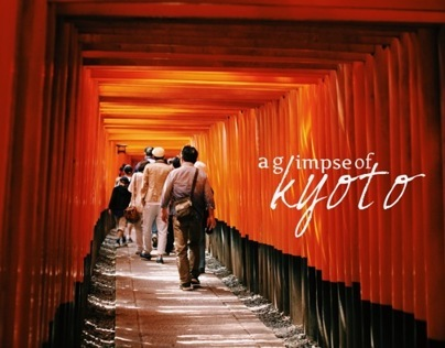 A glimpse of Kyoto