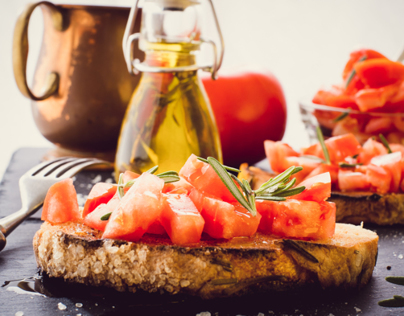 Bruschetta with fuji x-pro1