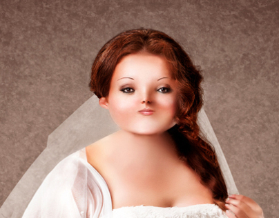The Botero Bride