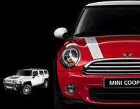 Mini Cooper Advertisment