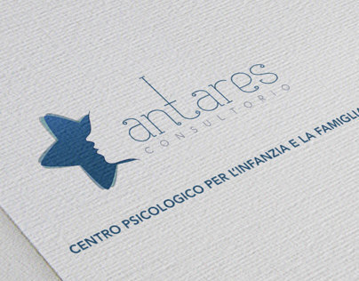 Antares | No profit Association | Logo