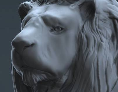 Lion - 45 Min Speed Sculpt