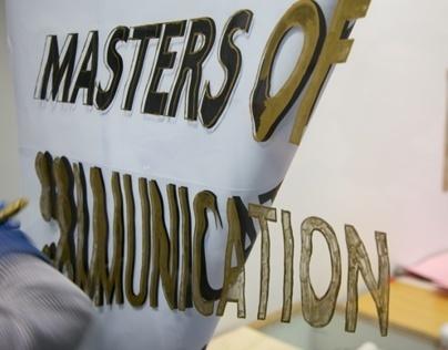 Masters of Communication Design