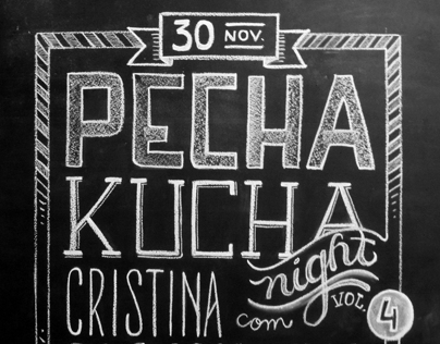 Pecha Kucha Night