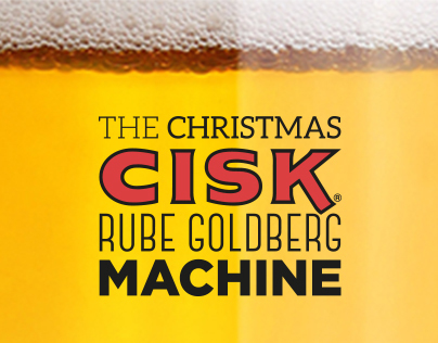 Cisk: Rube Goldberg Machine