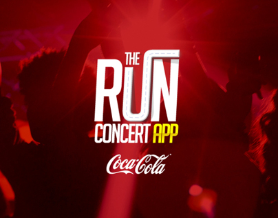 The Run Concert App Coca Cola / Ojo de Iberoamérica NT