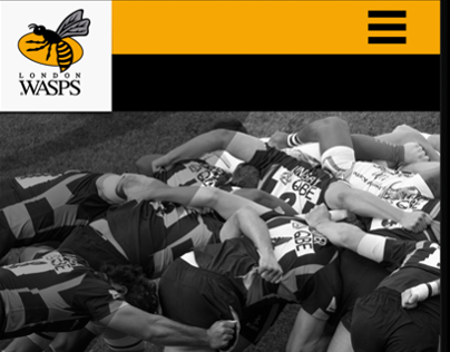 London Wasps - Mobile Completion