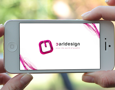 CarlDesign website