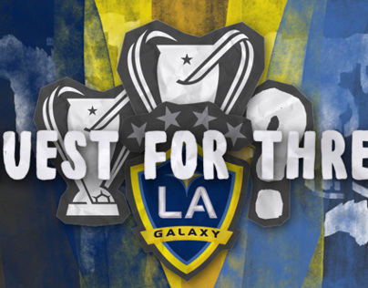MLS Digital - LA Galaxy Quest for Three