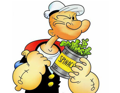 Popeye Illustration