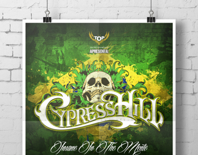 Cypress Hill - Brazilian Tour 2013