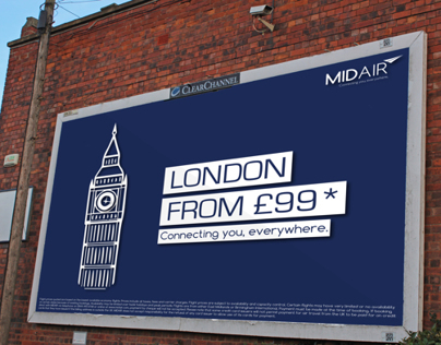 Advertising | MidAir Promotional Posters