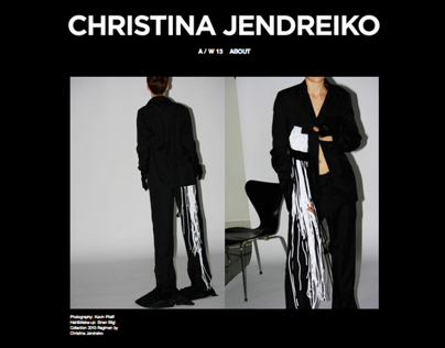 Christina Jendreiko Web