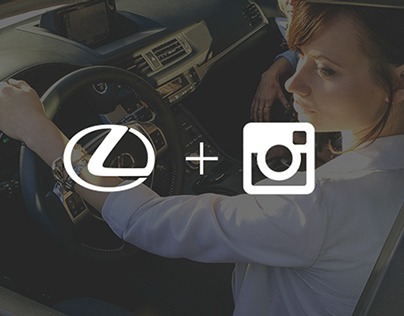 Lexus Instagram Beta