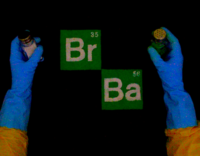 Art With Salt - Breaking Bad