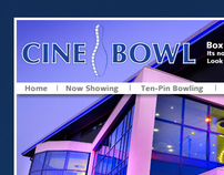 Cinebowl.org Website