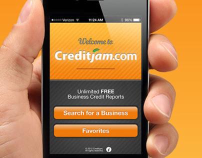 Creditjam App