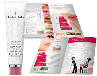 Elizabeth Arden Product Manuals