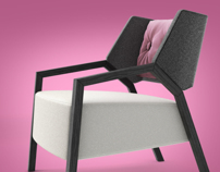 2PiN armchairs