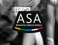 Athletics South Africa Corporate Identity