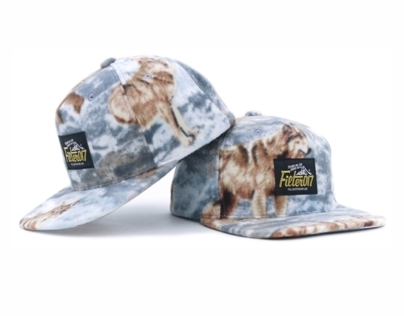 Filter017 Winter Wolves Snapback Cap