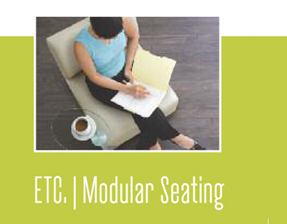 ETC. Modular Seating Brochure