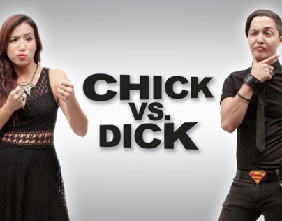 Chick Vs Dick Rebranding