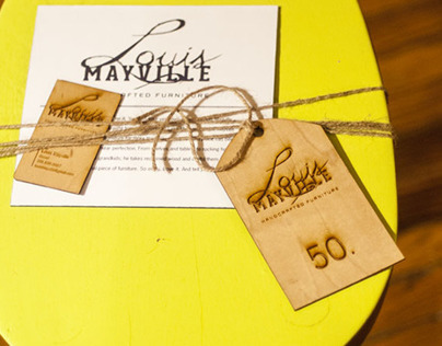 Louis Mayville - Packaging