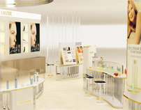 Estée Lauder - Store of the Future 2010