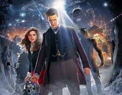 Doctor Who Christmas 2013
